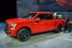 2015 Ford F 150 truck