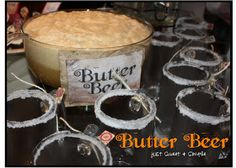just Sweet and Simple: Harry Potter Butter Beer Recipe