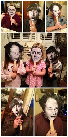 *Rook No. 17: recipes, crafts & whimsies for spreading joy*: Introducing Classic Comedy to a New Generation (A 3 Stooges Snack'rs Party) #MoeSnackrs4UrMo