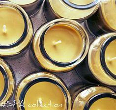 odlewamy nowe świece z kolekcji  #SPA collection