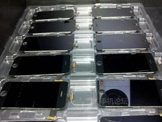 Leaked images of the Apple iPhone 5S surface | Funky Gadgets9