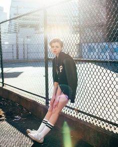 Fashion Grunge : Photo Bby Lena