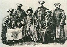 Казахская знать. Семиречье. 19 век