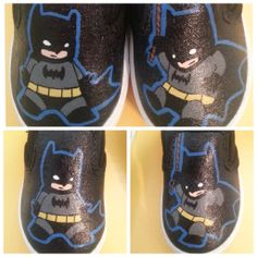 f5c3f5481954d7 Hand Painted Batman Shoes! by CheezyTown.deviantart.com on  deviantART