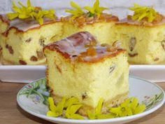 Kulinarne odsłony pati: Sernik siostry Marii Polish Cake Recipe, Polish Recipes, Yummy Treats, Yummy Food, Carrot Cake Cheesecake, Pinterest Cake, Cookie Desserts, Cake Recipes, Food And Drink