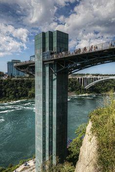 Niagara Falls Observation Tower, New York