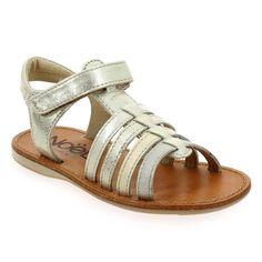 fefcc309027b9 Chaussure Noël Kids SYDNI Doré 5871303 pour Enfant fille