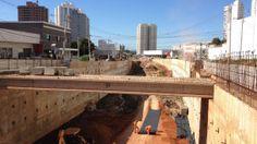 Ainda em obras, Cuiabá aposta em legado pós-Copa - BBC Brasil