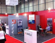 """Check out new work on my @Behance portfolio: """"ITALIAN TRADE AGENCY ANKIROS EXHIBITION STAND"""" http://on.be.net/1IG3vPl"""