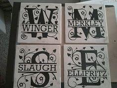 Cricut Vinyl Project Ideas | cricut vinyl tiles ideas-crafts-for-the-home | Cricut Project Ideas