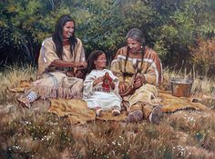THREE GENERATIONS by Steven Lang kp