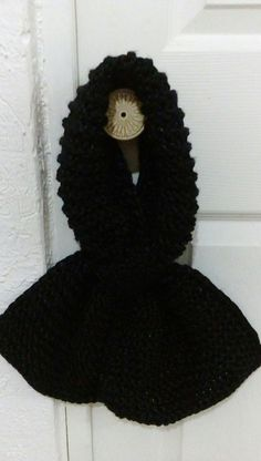 Bufanda estilo corbata     de dos agujas