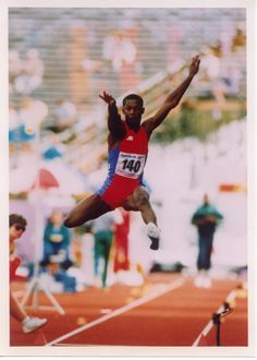 Épreuve d'athlétisme - IVes Jeux de la Francophonie d'Ottawa-Hull, Canada - 2001
