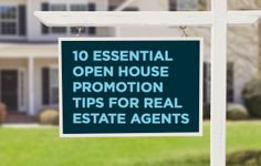 open house promotion tips