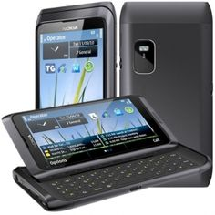 Nokia E7 Dark Grey