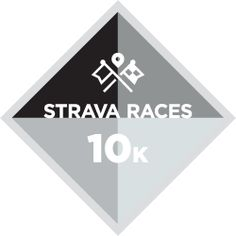 Strava is challenging you to run 10k as fast as you can between January 1st and January 31st. #stravaraces
