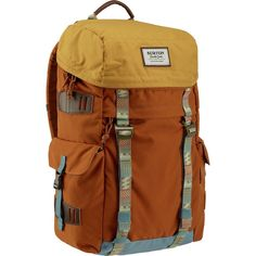 Shop a wide selection of premium backpacks for men, women and kids along with messenger bags, duffel bags and snowboarding gear bags. Backpack Outfit, Backpack Travel Bag, Travel Bags, Burton Backpack, Lake Camping, Men's Backpacks, Vintage Backpacks, Camping Outfits, Diy Crafts