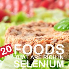 20 Selenium Rich Foods You Should Include In Your Diet; Selenium is a vital trace mineral needed by our body in small amounts. Just like other vitamins and minerals, selenium plays an important role in proper functioning of the body. Nutrition Tips, Health And Nutrition, Health And Wellness, Health Facts, Healthy Menu Plan, Healthy Recepies, Healthy Eating Habits, Eat Smart, Eating Raw