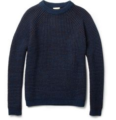 Wooyoungmi Waffle-Knit Sweater | MR PORTER