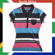 Hot sale men striped polo shirt/yarn dye polo/rugby polo shirt #rugby_clothing, #Shirts