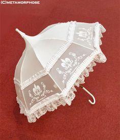 リリーローズ日傘