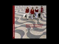 ▶ Suite Rústica nº2 - Danzante - Fernando Lopes-Graça - Quarteto Lopes-Graça - YouTube