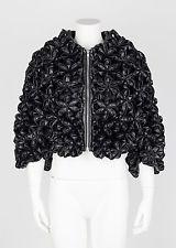 Noir Kei Ninomiya Comme Des Garcons Leather Jacket Size S / 2J /