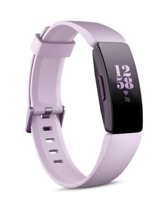 Fitbit Inspire HR Fitness Tracker with Heart Rate Tracking - Lilac Fitness Tracker, Fitness Activity Tracker, Fitness Activities, Fitness Goals, Fitbit Charge, Fitbit App, Bluetooth, Smartwatch, Bracelets