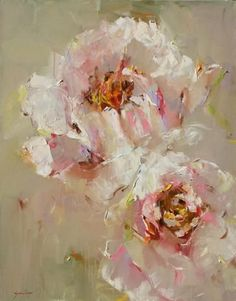 Susie Pryor - Pivoines                                                                                                                                                     More