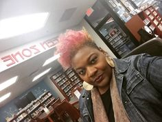 Winter's here And I ain't mad about it I just want to lay with you In the late nights getting warm  Teedra Moses  Take Me (one of my absolute favorite songs in this universe)     #feelinggood #feelingmyself #winter #winternights #music #musiclover #library #librarian  #librarianlife #bookpusher #bookpeddler #melanin #melaninmonroe #melanatedwoman #melanatedgoddess #blackdontcrack #blackgirlsrock #blackgirlmagic #teamnaturalhair #teamnatural #naturalhairdontcare #naturalhairrocks #naturalhair…