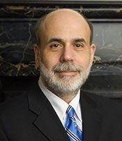 Ben Bernanke, former head of the US Federal Reserve Bank