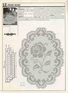 crochet - toalhinhas várias - assorted doilies - Raissa Tavares - Picasa Web Albümleri