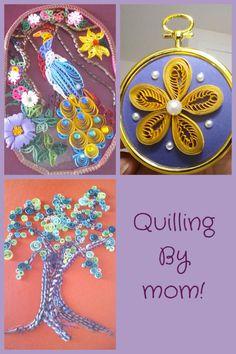 Quilling. Mami