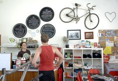 Cog Bike Cafe, Warburton trail. Mt Evelyn, Victoria