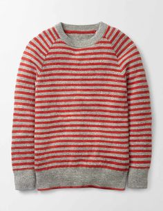 Simple Crew Sweater 23013 Knitted Sweaters at Boden