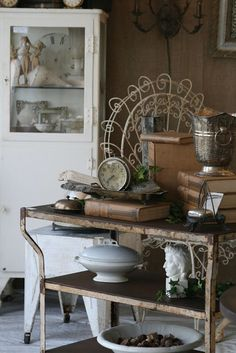 time worn interiors