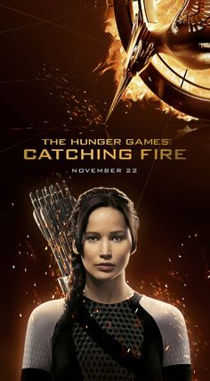 Hunger Games 2 : L'embrasement / Catching Fire - Nouvelles Affiches VO