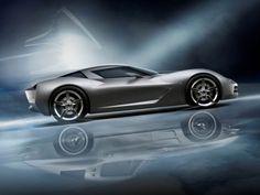 2009 Chevrolet Corvette Stingray Concept link: