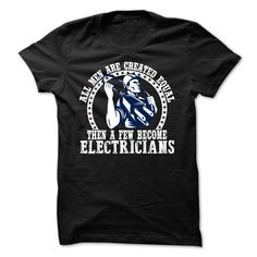 Electrician T-Shirts, Hoodies. Get It Now ==> https://www.sunfrog.com/LifeStyle/electrician-47852141-Guys.html?id=41382