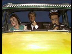 Dean Martin, Bob Newhart, Barbara Heller & Ken Lane - Taxi Ride