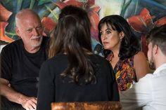 Polly Samson & David Gilmour Chez : Romasecretstore