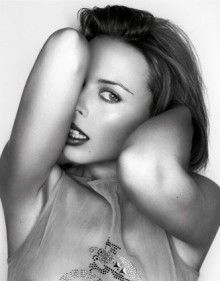 Kylie Minogue photographed by Rankin