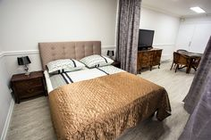 Luxury Etna apartment in heart of Wrocław.