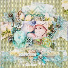 Smile *C'est Magnifique May Kit* - Scrapbook.com