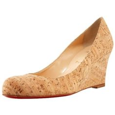 Christian Louboutin Miss Boxe 70mm Wedges -Discount mens,Cheap Louboutins,Red Bottoms