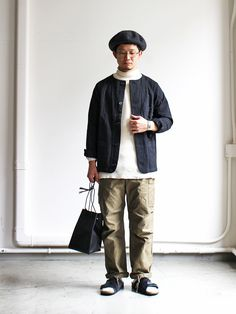 maillotShetland Tweed Coverall (シェットランドツイードカバーオール)MAO-17113