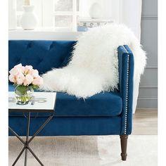 Safavieh Cuddle Snow White Throw Blanket - The Home Depot Fur Bed Throw, White Throw Blanket, Sofa Throw, White Faux Fur Blanket, Faux Fur Bedding, Couch Throws, White Throws, White Bedding, Cuddling