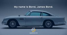 Todo el mundo necesita un #tallerdecoches, incluso #JamesBond.  ¡Feliz miércoles! #cochesdepelícula #conducir http://www.spgtalleres.com