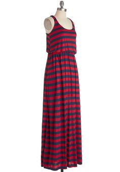 Right On Maritime Dress, #ModCloth