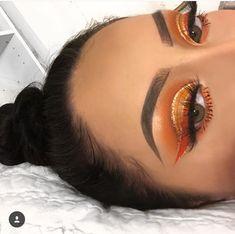 makeup look natural makeup look dramatic makeup look for brown eyes makeup look indian makeup look s Edgy Makeup, Glam Makeup Look, Dramatic Makeup, Cute Makeup, Pretty Makeup, Hair Makeup, Dramatic Eyes, Prom Makeup, Makeup Goals